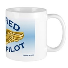 Wings (Gold/Blue) Mug