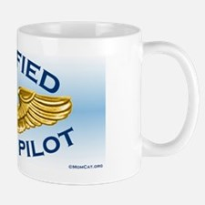 Wings (Gold/Blue) Mug