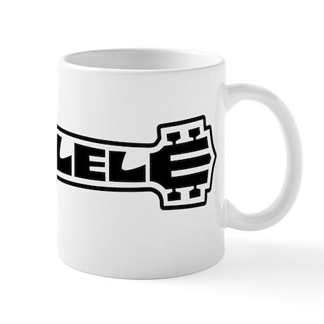 Ukulele Logo Mug
