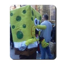 SpongeBob 42nd St Mousepad