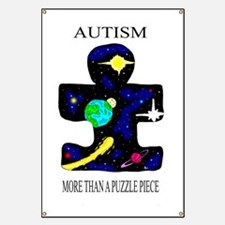 More than a puzzle piece Banner