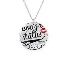Cougar Status Carlos Necklace