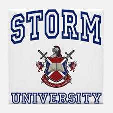 STORM University Tile Coaster