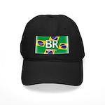 Brazil Pride Black Cap