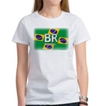 Brazil Pride Women's T-Shirt