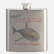 The Tears of a Shark (Non-Redundant) Flask
