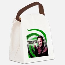 Hello Trickster Canvas Lunch Bag