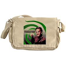 Hello Trickster Messenger Bag