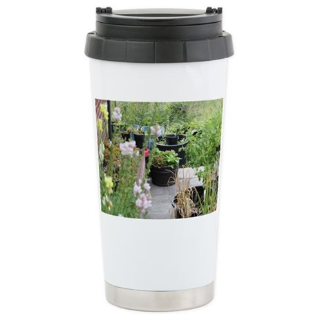 Container Garden Stainless Steel Travel Mug