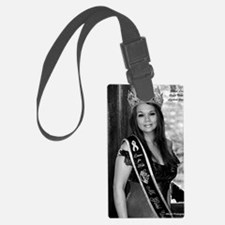 sheryl long Luggage Tag