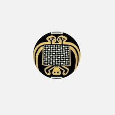 MIMBRES PHOENIX BOWL DESIGN Mini Button