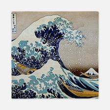 Hokusai Queen Duvet