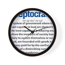 Ineptocracy Wall Clock