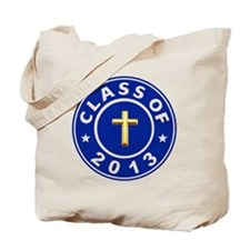 Class Of 2013 Christian Tote Bag