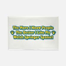 Like Welshie Rectangle Magnet (10 pack)