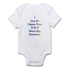 Filipino Time Gifts Infant Bodysuit