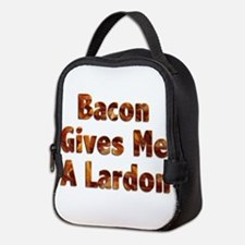Bacon Lardon Neoprene Lunch Bag
