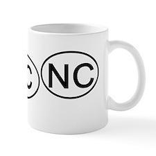 mini-Bumper tag VA SC NC Mug