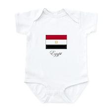 Egypt - Flag Infant Bodysuit