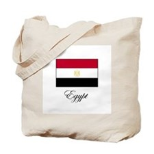 Egypt - Flag Tote Bag