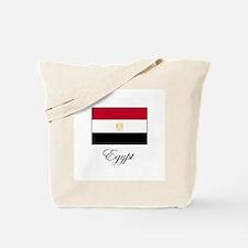 Egypt - Flag Tote Bag