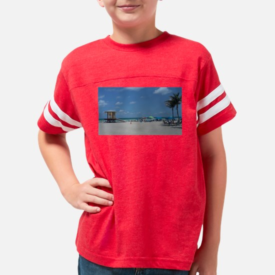 HOLLYWOOD BEACH T-Shirt