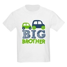 Boys Big Brother 7D Light T-Shirt