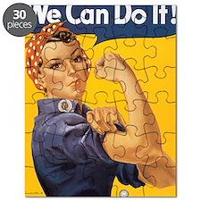 Rosie the Riveter Puzzle