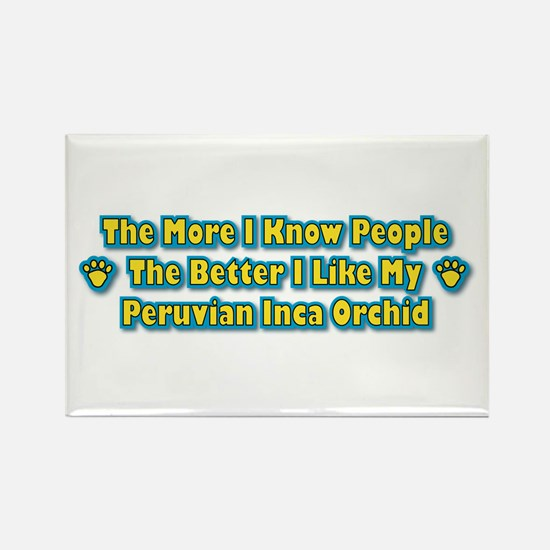 Like PIO Rectangle Magnet (100 pack)