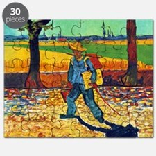 Van Gogh Painter On The Road Puzzle