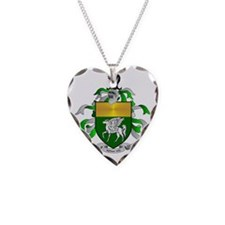 Quinn Annaly Necklace Heart Charm