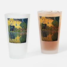 Klimt Drinking Glass
