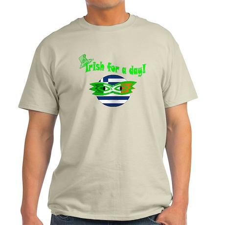 Greek Irish Light T-Shirt