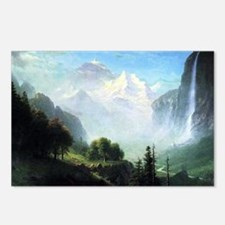 Staubbach Falls Postcards (Package of 8)