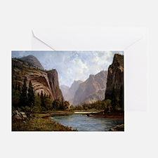 Bierstadt Greeting Card