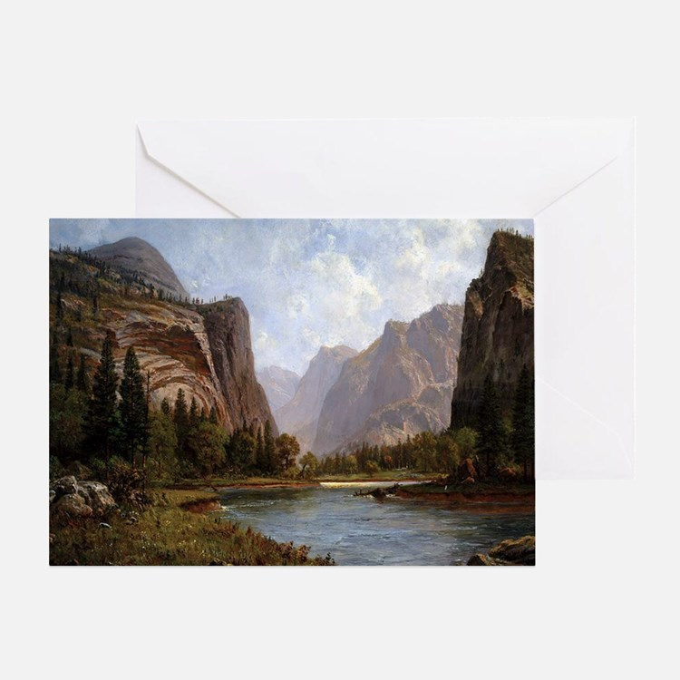 Bierstadt Greeting Card