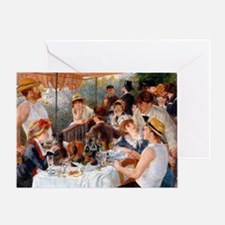 Pierre-Auguste Renoir Greeting Card
