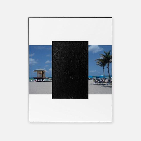HOLLYWOOD BEACH Picture Frame