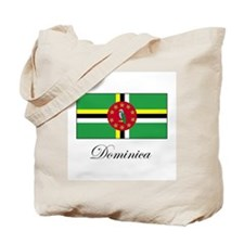 Dominica - Flag Tote Bag