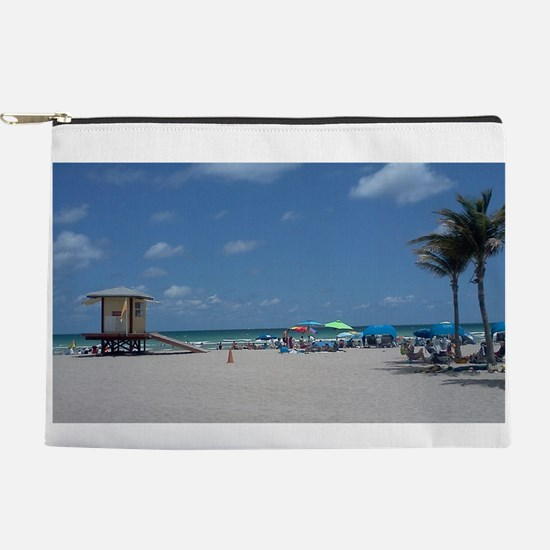 HOLLYWOOD BEACH Makeup Pouch