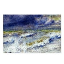 Renoir Seascape Postcards (Package of 8)