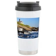 Beavertail Lighthouse, Newport, Travel Mug