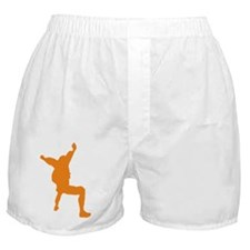 Sitfly 1 (Orange) Boxer Shorts