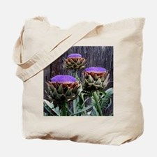 Bloomin Artichokes Tote Bag
