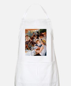 Renoir Luncheon Of The Boating Party Apron