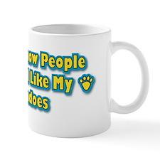 Like Schapendoes Mug