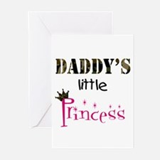 My Daddy is my Hero and I'm h Greeting Cards (Pack