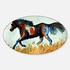 Painted Horse Decal