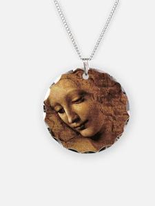 Leonardo Da Vinci La Scapigl Necklace