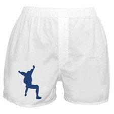 Sitfly 1 (Blue) Boxer Shorts
